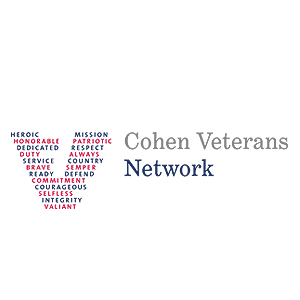 Cohen Veterans Network Branding